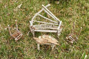 Make Fairy Garden Furniture