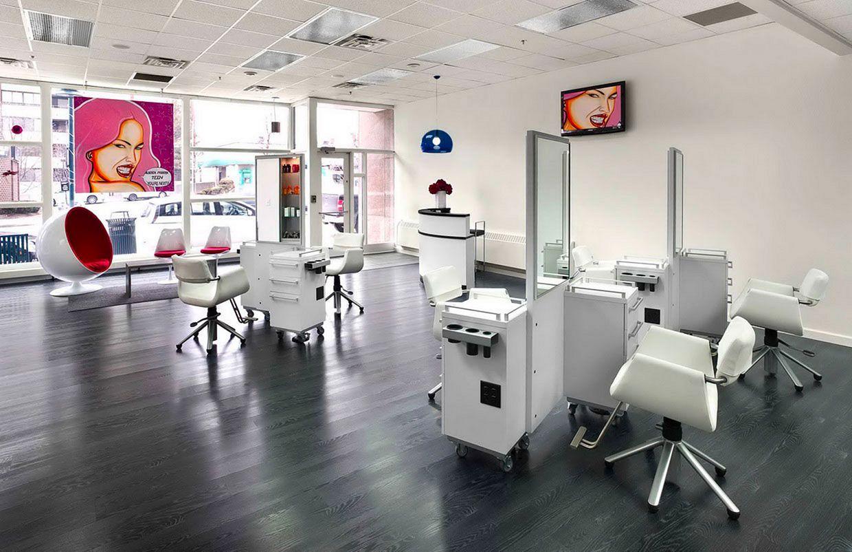 Modern Hair Salon Design Ideas – DECOREDO