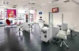 Modern Hair Salon Design Ideas
