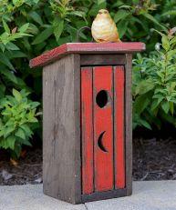 Most Popular Birdhouses Rustic in Your Garden 19