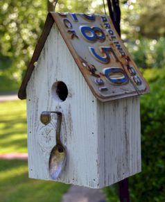 Most Popular Birdhouses Rustic in Your Garden 23