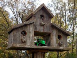 Most Popular Birdhouses Rustic in Your Garden 26