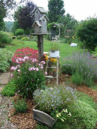 Most Popular Birdhouses Rustic in Your Garden 33