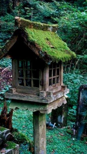 Most Popular Birdhouses Rustic in Your Garden 9