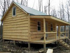 Pinterest Small Cabin Interior
