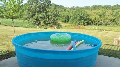 Poly Stock Tank Swimming Pool
