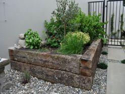 Raised Herb Garden Design
