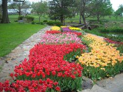 Rose Garden Gage Park Topeka KS