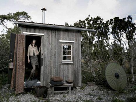 Rustic Barn Cabin Plans