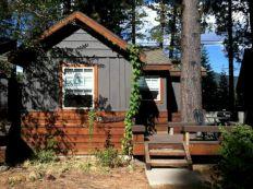 Rustic Cottages Lake Tahoe CA