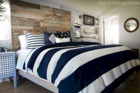 Rustic Master Bedroom Nauticals