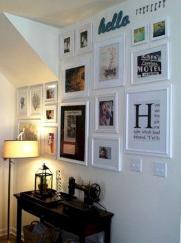 Salon Style Gallery Wall
