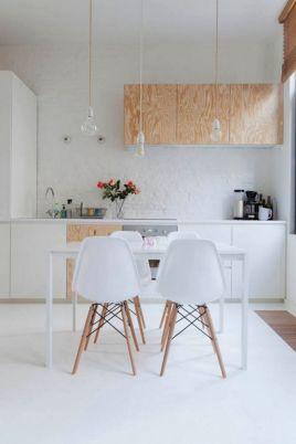 Scandinavian White Kitchen Designs