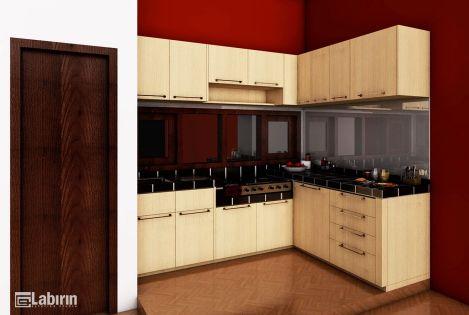 Simple Kitchen Set Minimalis
