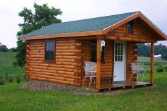 Small Amish Cabin Kits