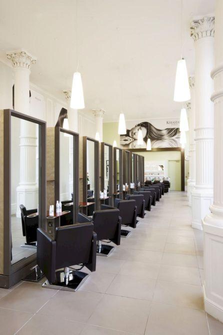 Small Hair Salon Design Ideas