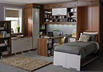 Small Home Office Design Idea