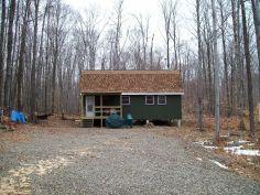 Small Hunting Cabin Loft