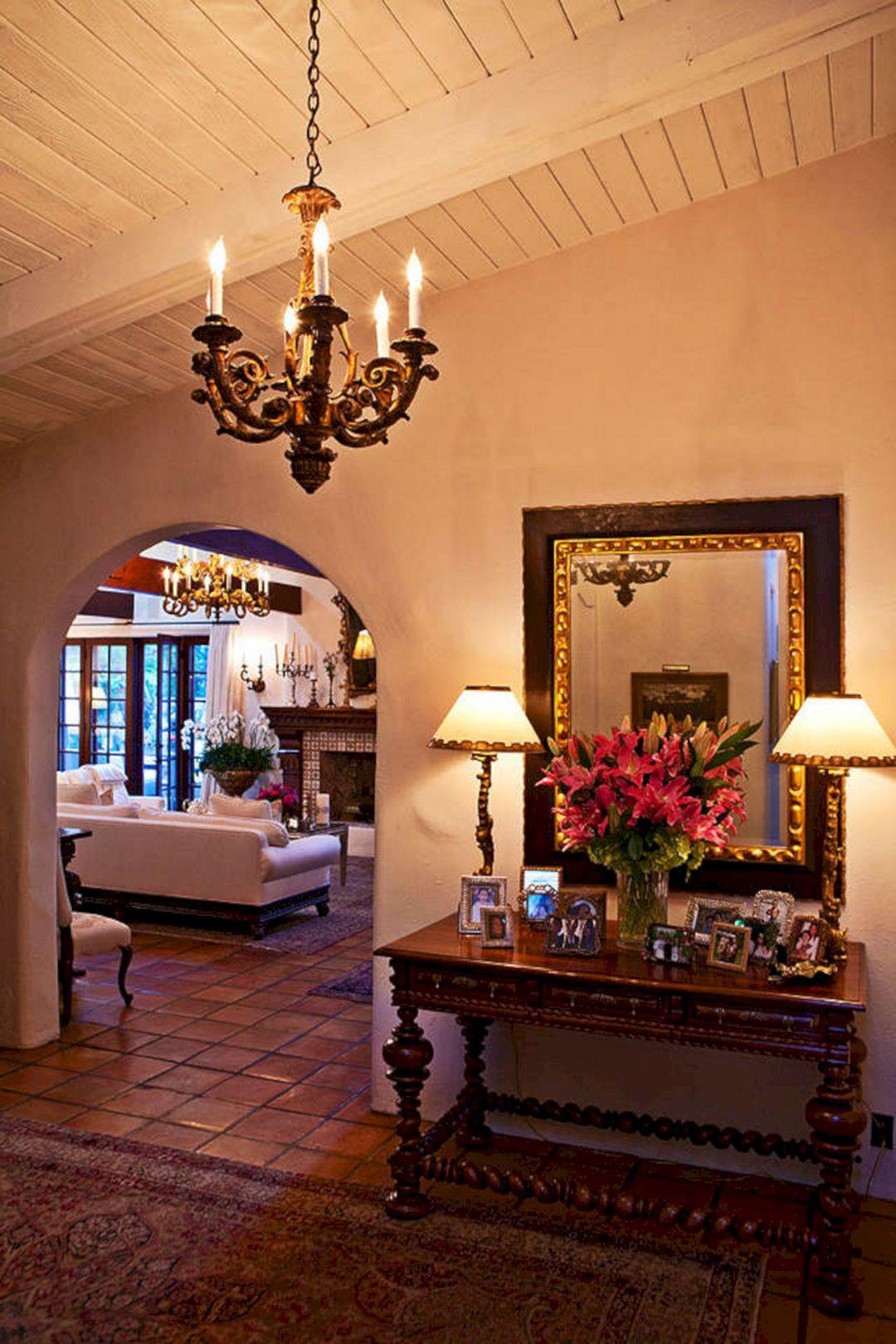 Nice Spanish Style Bedroom Furniture 48