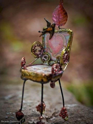 Tiny Fairy Chair