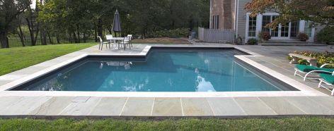 Water Line Pool Tile