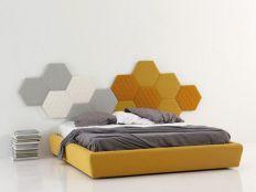 65 The Best Way to Beautify Your Bedroom Headboard 0002