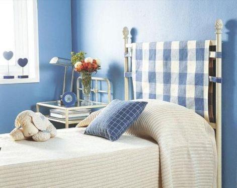 65 The Best Way to Beautify Your Bedroom Headboard 0004