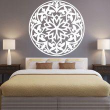 65 The Best Way to Beautify Your Bedroom Headboard 0007