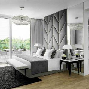 65 The Best Way to Beautify Your Bedroom Headboard 0011
