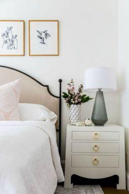 65 The Best Way to Beautify Your Bedroom Headboard 0017