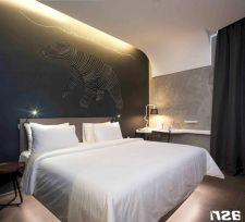 65 The Best Way to Beautify Your Bedroom Headboard 0035