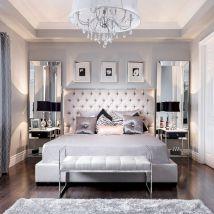 65 The Best Way to Beautify Your Bedroom Headboard 0053