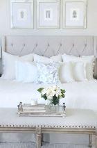 65 The Best Way to Beautify Your Bedroom Headboard 0054