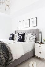 65 The Best Way to Beautify Your Bedroom Headboard 0056