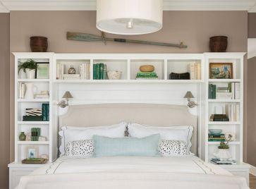 65 The Best Way to Beautify Your Bedroom Headboard 0066