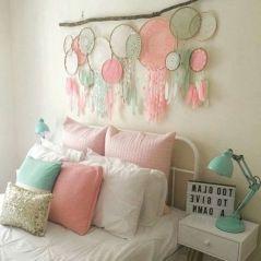 65 The Best Way to Beautify Your Bedroom Headboard 0067