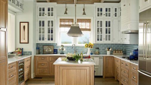 Amazing Farmhouse Kitchen Design And Decorations Ideas 0168