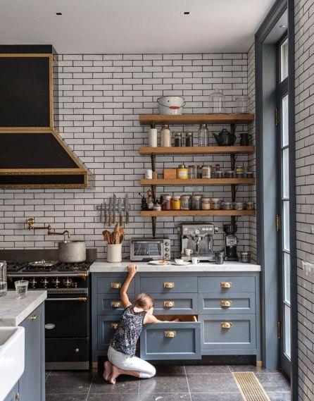 Amazing Farmhouse Kitchen Design And Decorations Ideas 0218