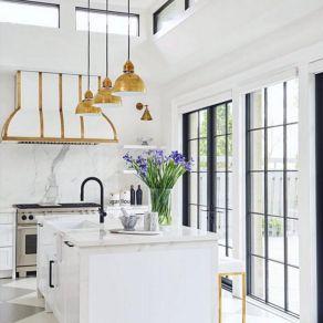 Amazing Farmhouse Kitchen Design And Decorations Ideas 0248