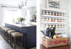Amazing Farmhouse Kitchen Design And Decorations Ideas 028