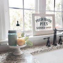 Amazing Farmhouse Kitchen Design And Decorations Ideas 0498