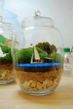 Aquarium Backyard Garden Ideas 4