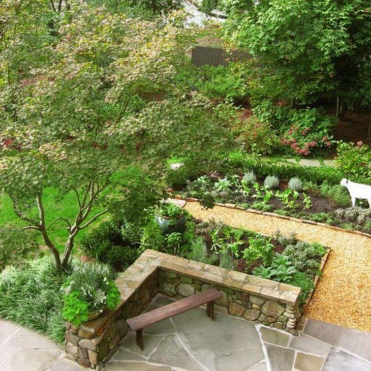 Backyard Vegetable Garden Design Inspirations