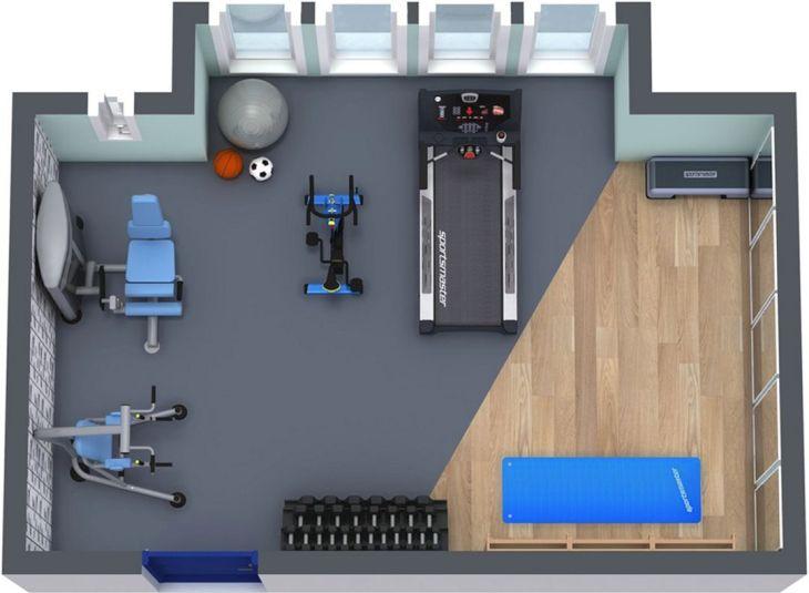 Incredible Home Gym Ideas