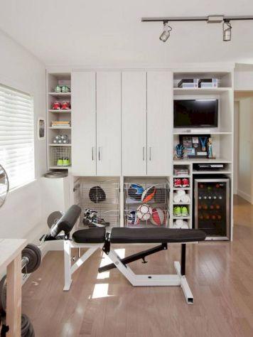 Basement Home Gym 3
