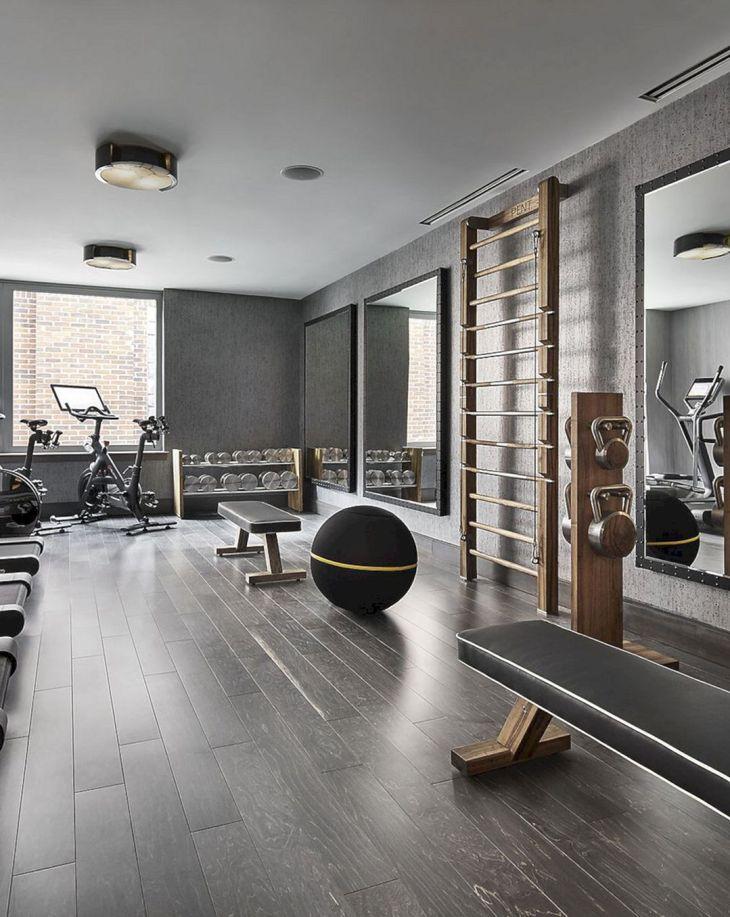 Incredible Home Gym Design
