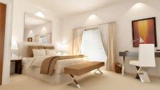 Bedroom Ceiling Lighting Idea