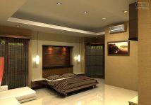 Bedroom Lighting Interior Design Idea