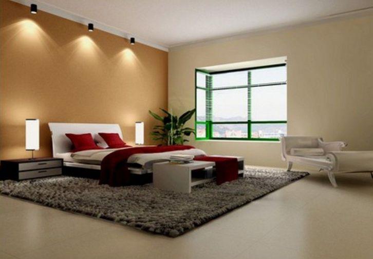 Bedroom Lighting Interior Design Ideas