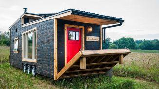 Best Small cabin designs ideas 4